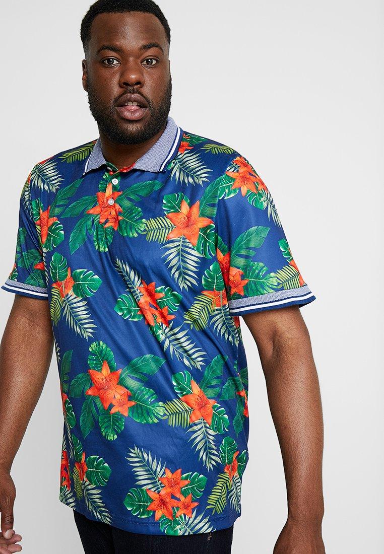 Brave Soul - TANICAL  - Polo shirt - navy