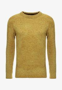 Brave Soul - DHARMA - Stickad tröja - mustard - 3