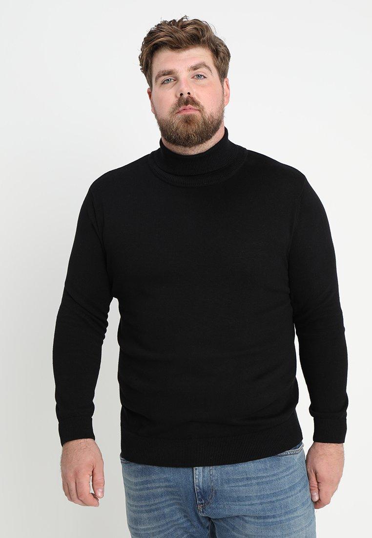 Brave Soul - HUME - Pullover - black
