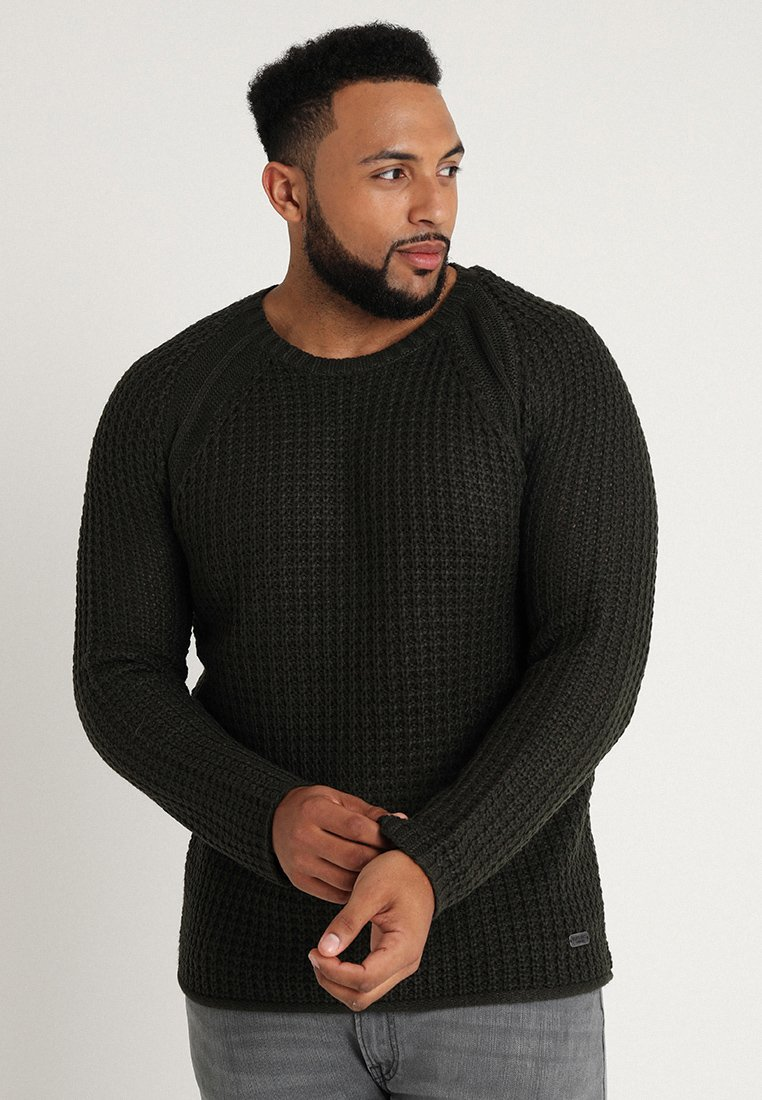 Brave Soul - PONTY - Pullover - khaki