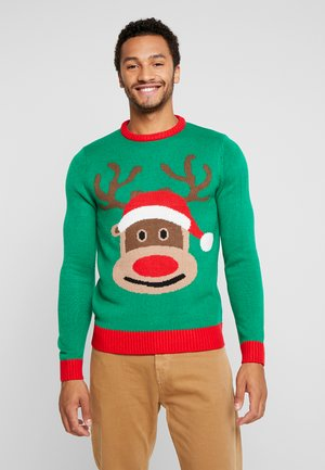 RUDOLPH - Jumper - green