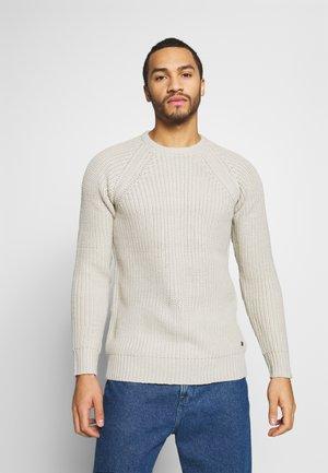 TWILIGHT - Stickad tröja - off-white