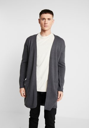 FIELD - Cardigan - slate grey