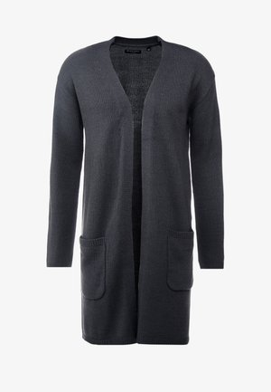 FIELD - Chaqueta de punto - slate grey