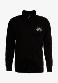 Brave Soul - HELIX - Zip-up hoodie - black - 3