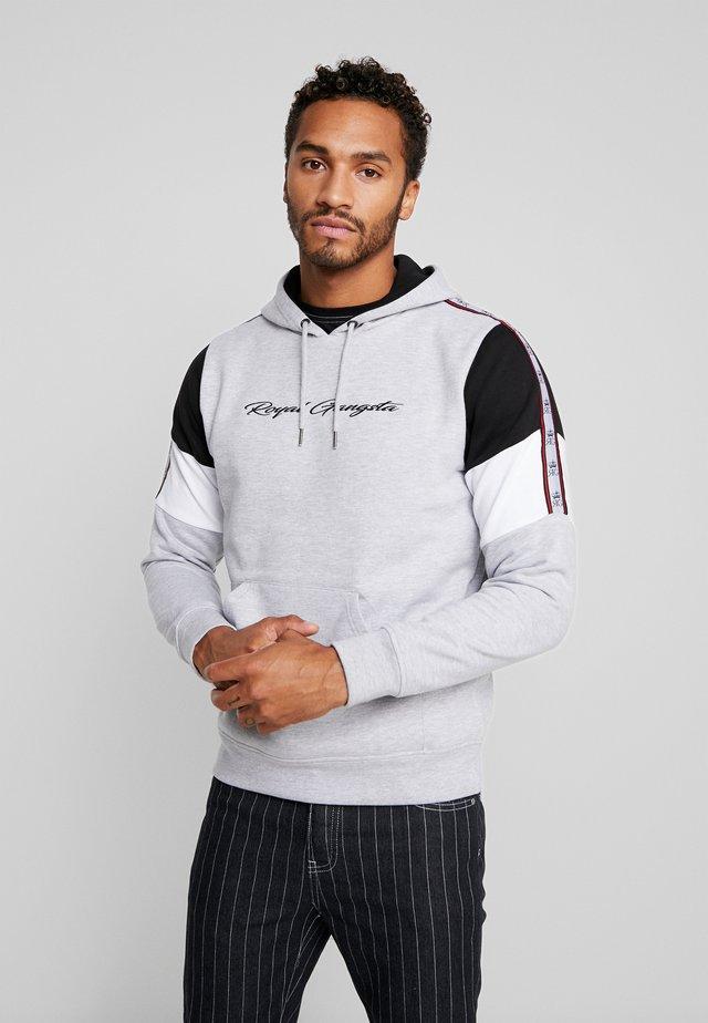 STEFANO - Jersey con capucha - grey