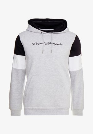 STEFANO - Sweat à capuche - grey