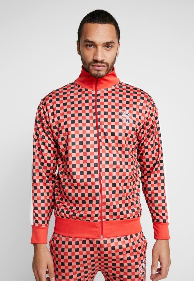 JACK - Training jacket - red