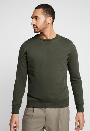 JONES - Sweatshirt - dark khaki