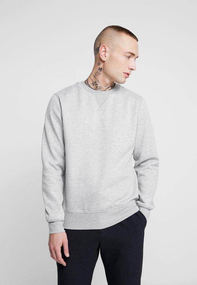 JONESA - Sweatshirt - light grey marl