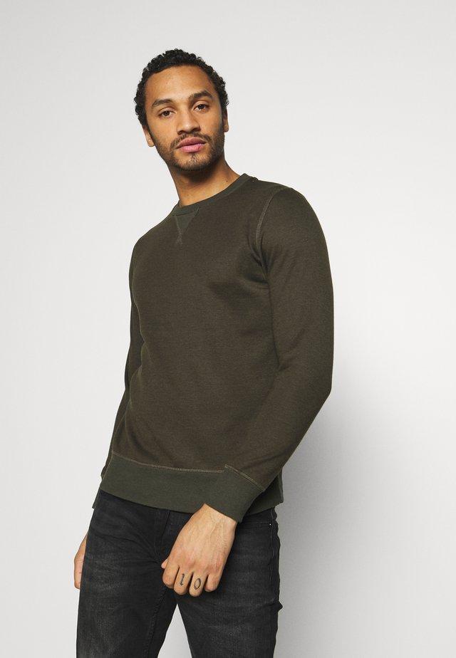 JONESA - Sweater - khaki/stone