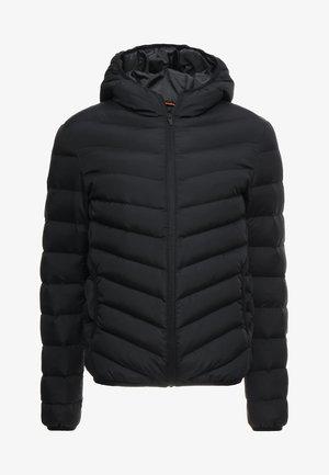 GRANTPLAIN - Lehká bunda - black