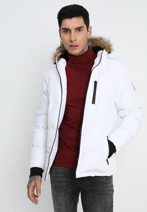 TRAIL - Chaqueta de invierno - white