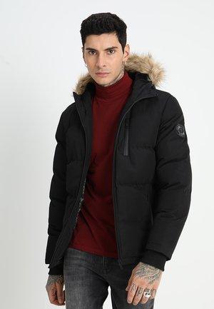 TRAIL - Zimní bunda - black