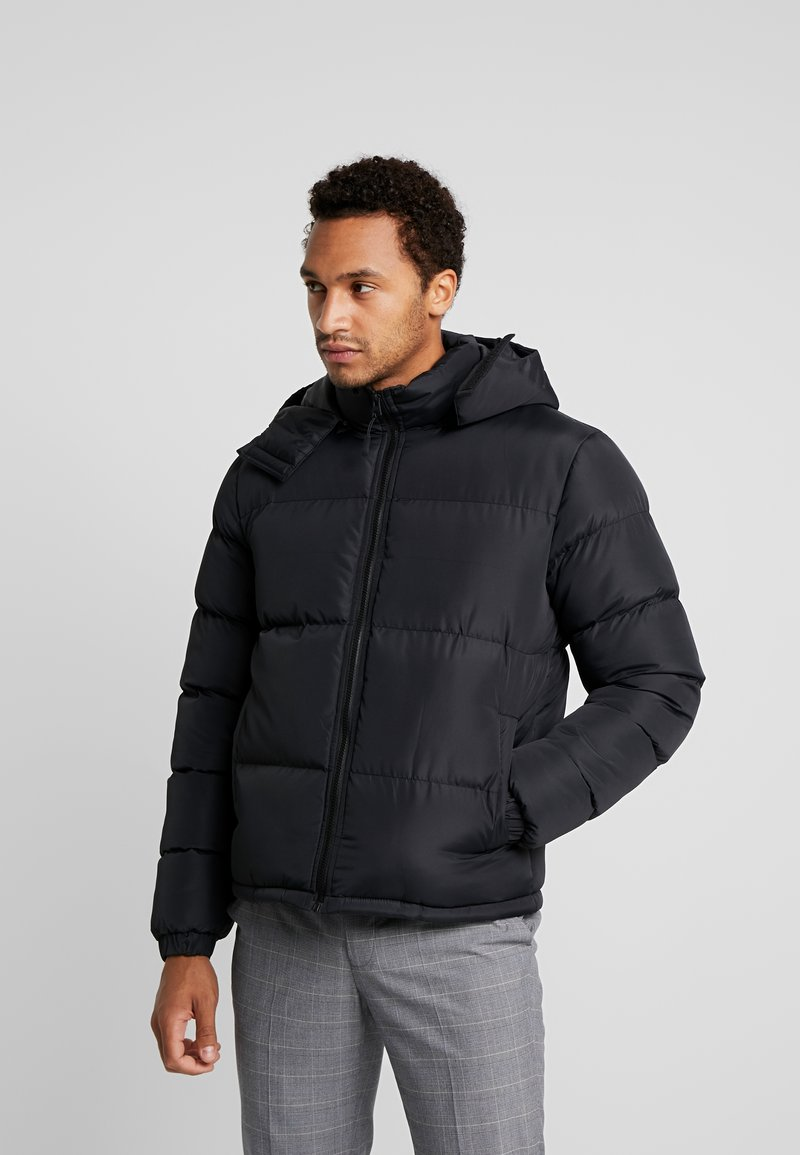 Brave Soul - DALE - Zimní bunda - black
