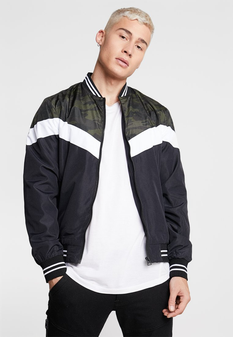 Brave Soul - FORMBY - Chaquetas bomber - black