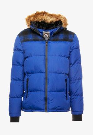 TREY - Giacca invernale - blue/black