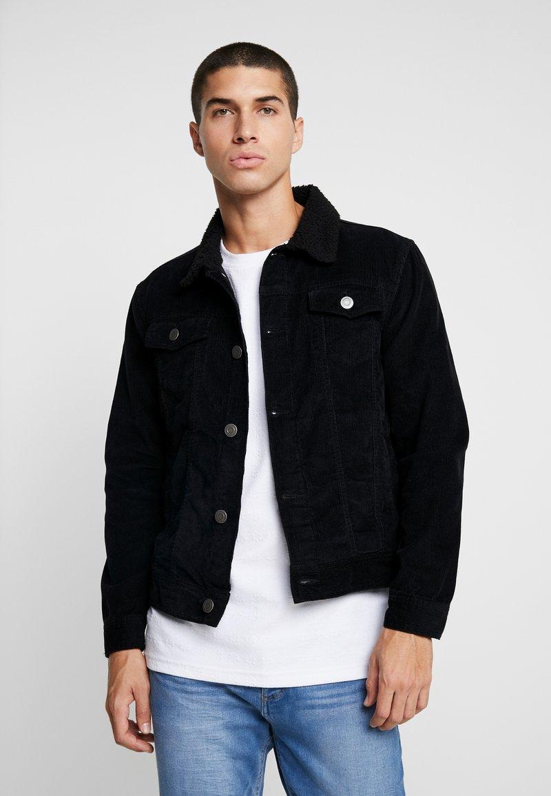 Brave Soul - PRESTWICH - Summer jacket - black