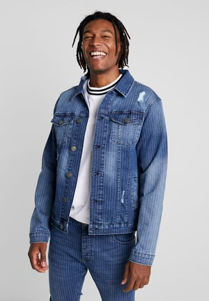 FLYNN - Jeansjacka - blue denim