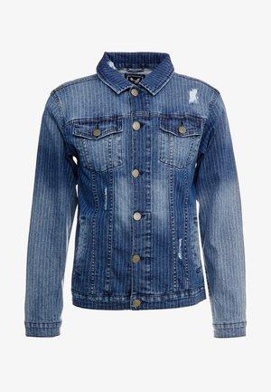 FLYNN - Džínová bunda - blue denim