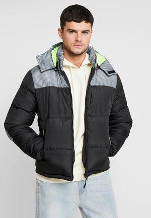 DOGSTOOTH - Zimní bunda - black