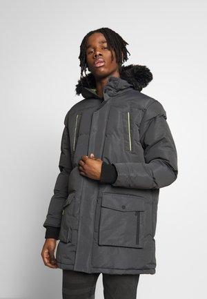 Winter coat - charcoal