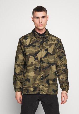 BOND - Summer jacket - khaki