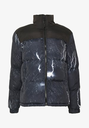 LIGHTNING - Winter jacket - black