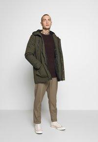 Brave Soul - LYTHAM - Light jacket - khaki - 1
