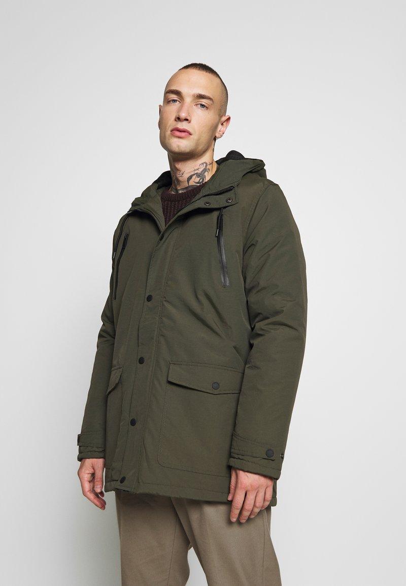 Brave Soul - LYTHAM - Light jacket - khaki