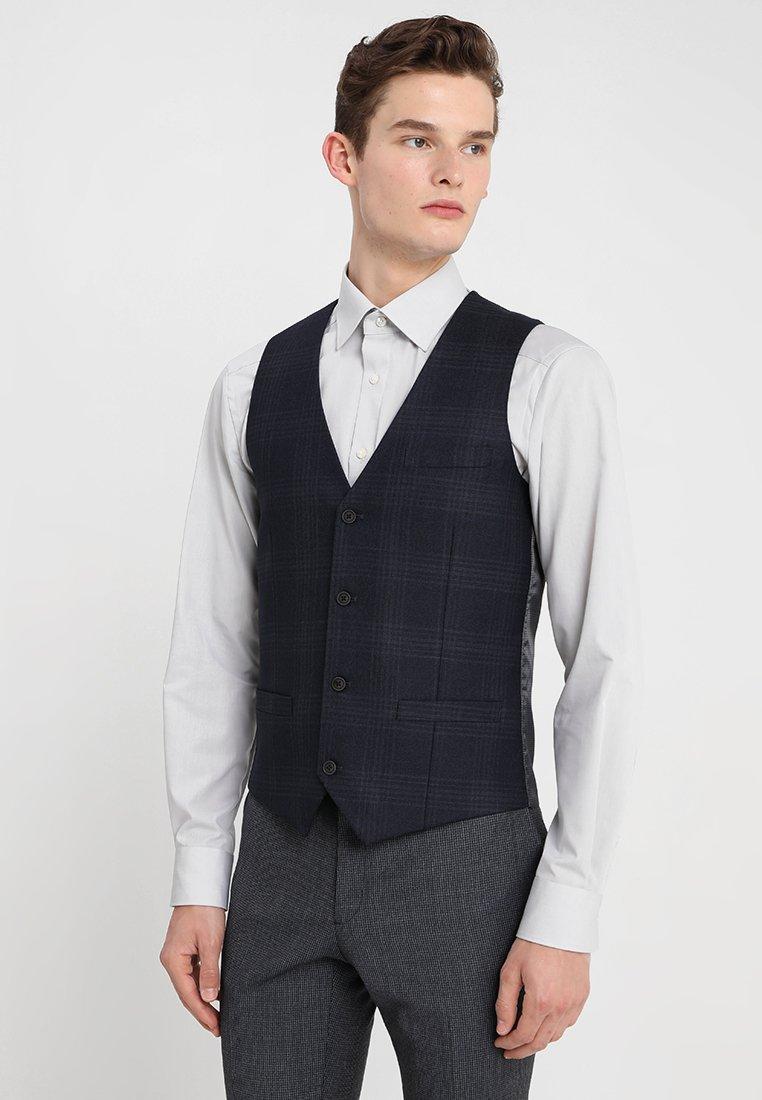Bruun & Stengade - TEXAS - Suit waistcoat - navy