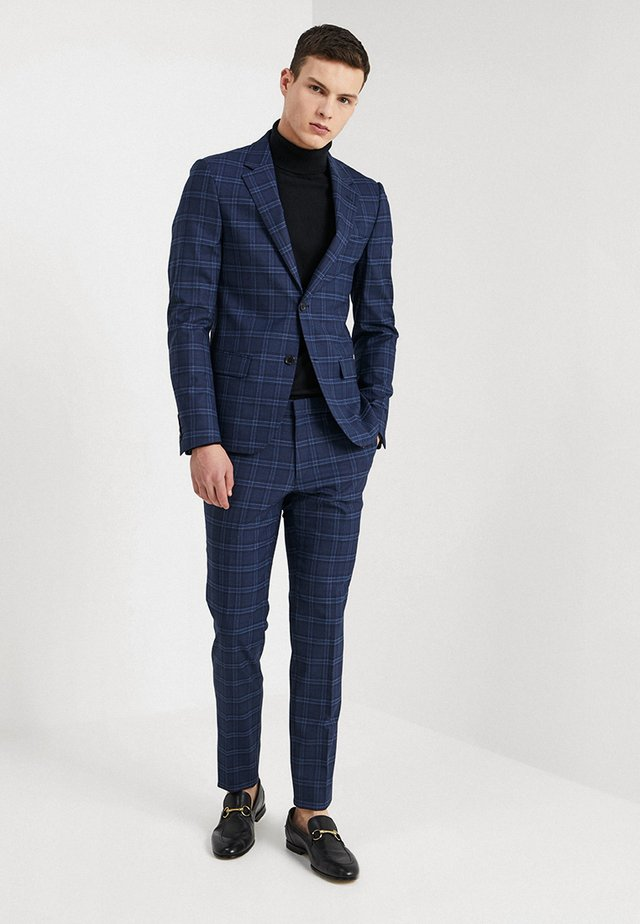FONTANE SLIM FIT - Suit - navy