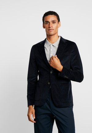 ANGERS  - Blazer jacket - navy