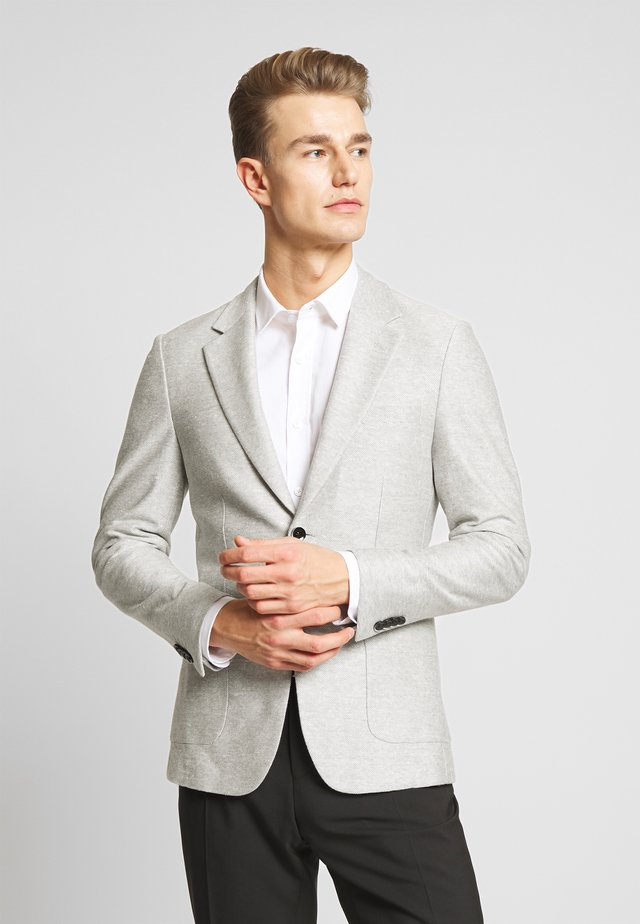 PIEMONTE TAILORED - Sakko - grey