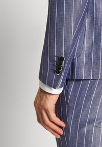 Bruun & Stengade - PROVENCE TAILORED - Completo - navy - 13