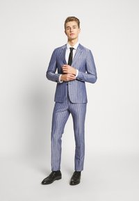 Bruun & Stengade - PROVENCE TAILORED - Completo - navy - 1