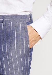 Bruun & Stengade - PROVENCE TAILORED - Completo - navy - 9
