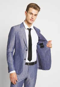 Bruun & Stengade - PROVENCE TAILORED - Completo - navy - 5