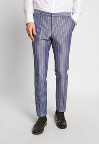 Bruun & Stengade - PROVENCE TAILORED - Completo - navy - 7