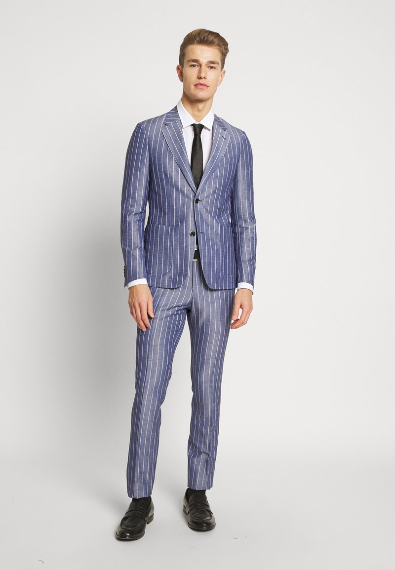 Bruun & Stengade - PROVENCE TAILORED - Completo - navy