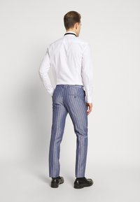 Bruun & Stengade - PROVENCE TAILORED - Completo - navy - 8