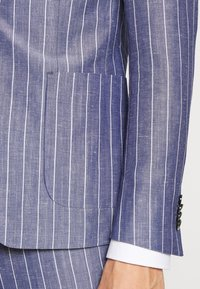 Bruun & Stengade - PROVENCE TAILORED - Completo - navy - 3