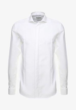 BOND SLIM FIT - Camicia elegante - white