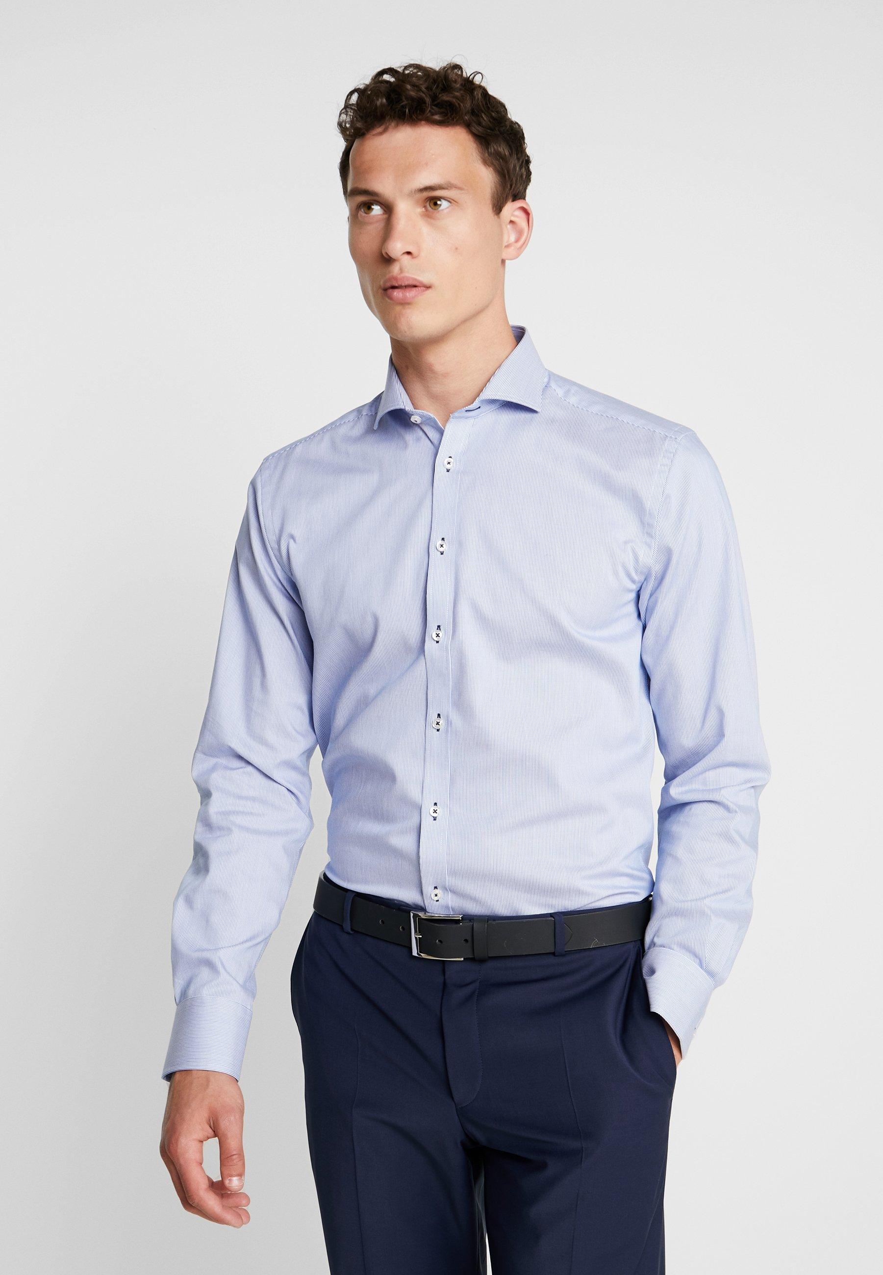 Bruun & Stengade GARY - Koszula biznesowa - blue