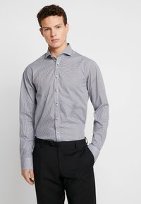 Bruun & Stengade - HEIN - Formal shirt - dark blue - 0