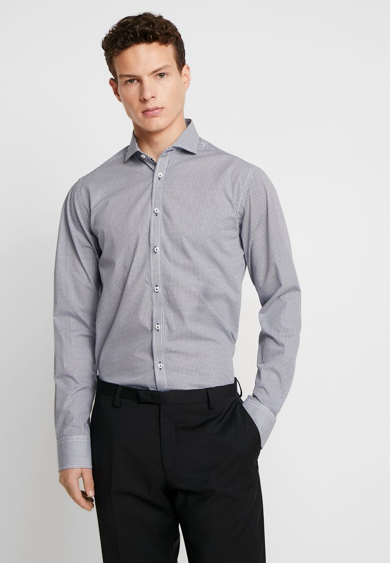 Bruun & Stengade - HEIN - Formal shirt - dark blue