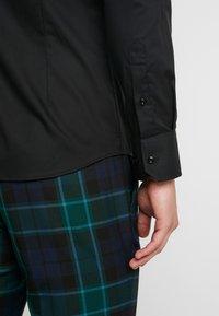 Bruun & Stengade - Zakelijk overhemd - black - 3