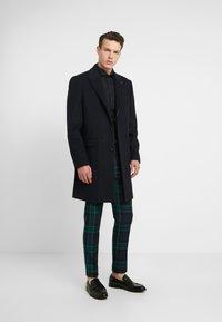 Bruun & Stengade - Zakelijk overhemd - black - 1