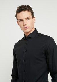 Bruun & Stengade - Zakelijk overhemd - black - 5