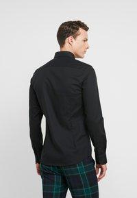 Bruun & Stengade - Zakelijk overhemd - black - 2